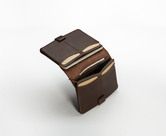 keskes protège passeport et portefeuille Lakange cuir1