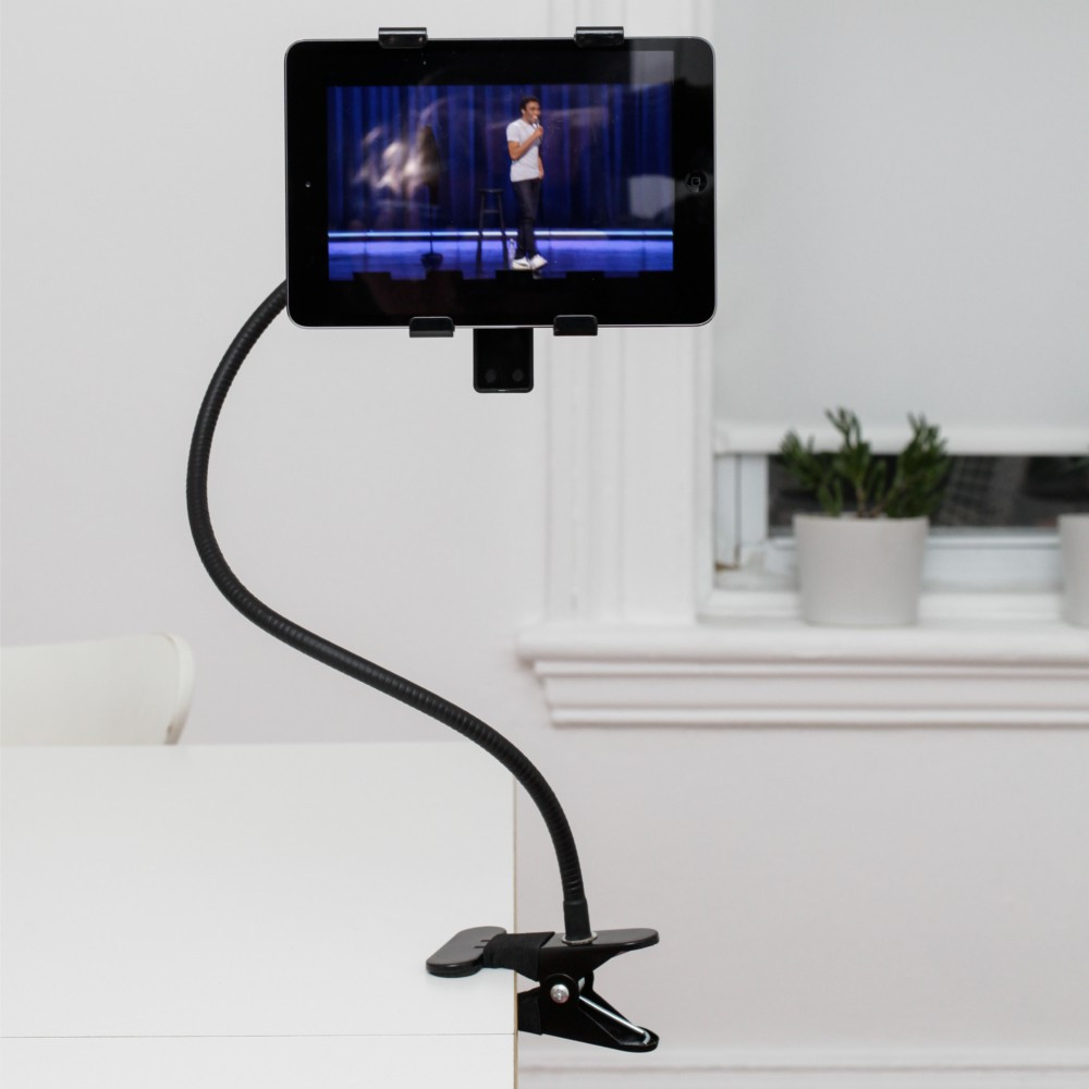 GOOSENECK TABLET HOLDER Kit main libre pour tablette