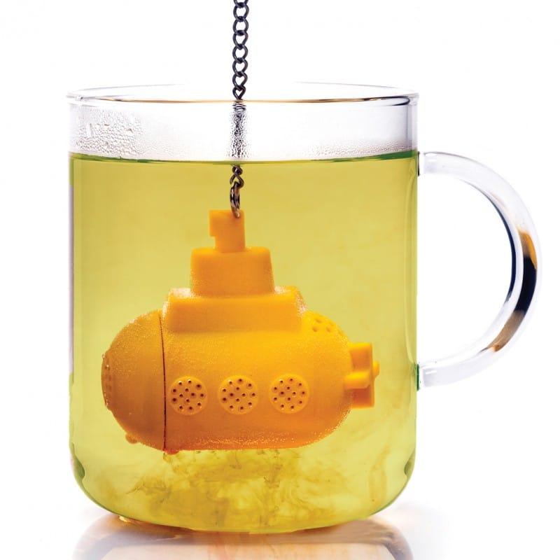 Tea sub, infuseur à thé sous-marin