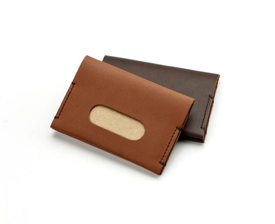 porte-cartes en cuir Navigo