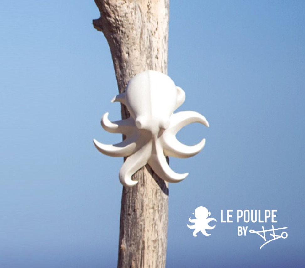 LE POULPE BY TIBO