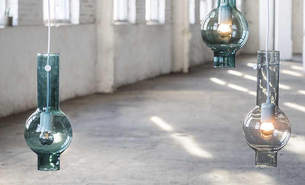 Lampe Suspension Novecento