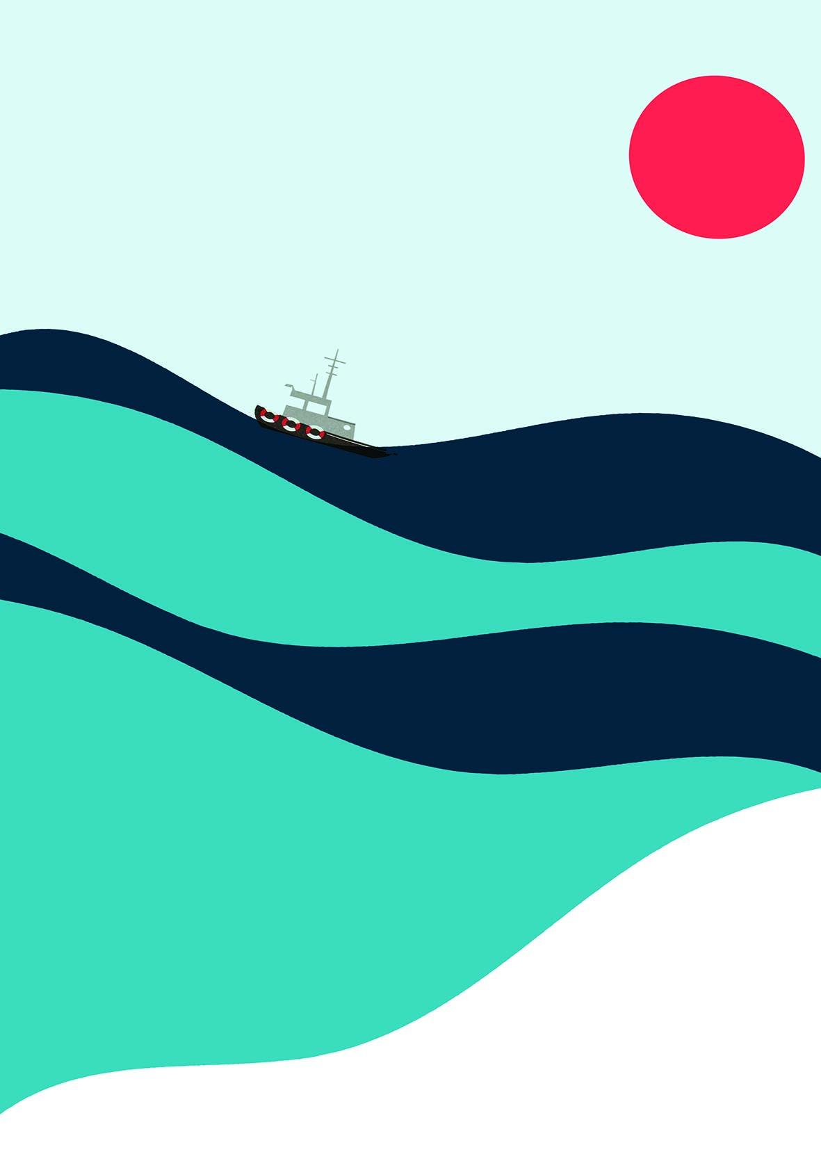 bateau ivfre