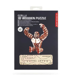 gorrilla 3d puzzle kikkerla,d keskes