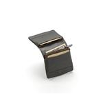 portefeuille-porte-monnaie cuir-Lakange noir1