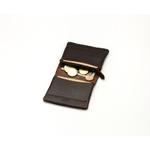portefeuille-porte-monnaie cuir-Lakange noir2