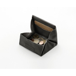 Porte monnaie carré-lakange noir1