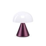 MINA mini lampe Lexon design violet KESKES