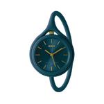 TAKE TIME ORIGINAL montre 3en1 bleu petrol KESKES