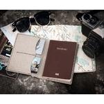 KesKes protege passport cuir recycle-Lakange crème1