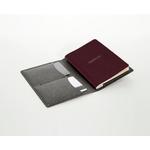KesKes protege passport cuir recycle-Lakange gris2