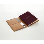 KesKes protege passport cuir recycle-Lakange crème4