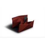 KesKes portefeuille pochette-fibre cellulose Lakange 1