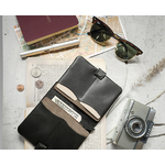 keskes protège passeport et portefeuille Lakange cuir2