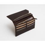 portefeuille cuir keskes -rangements nombreux -lakange1