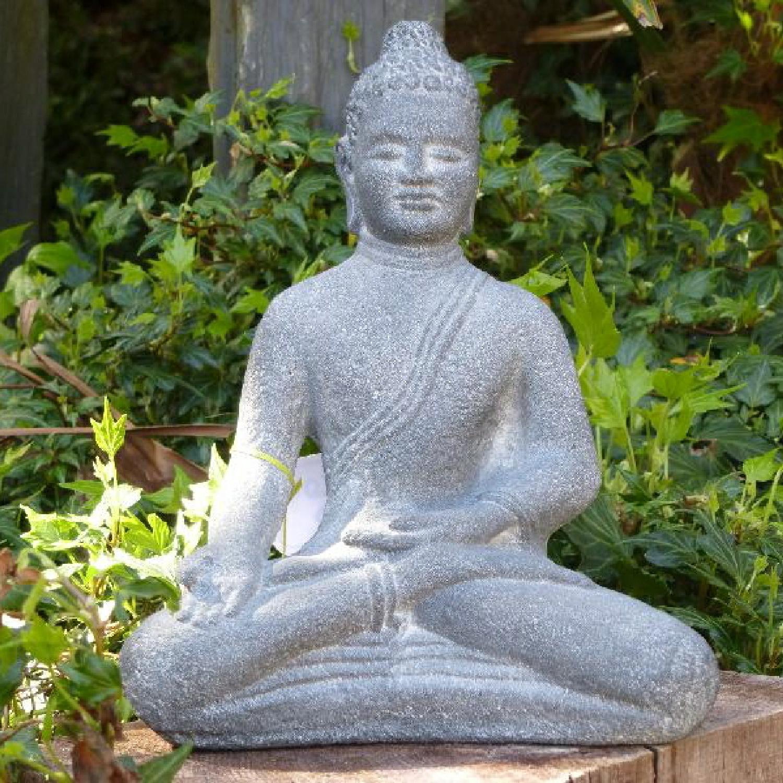 Bouddha en Pierre