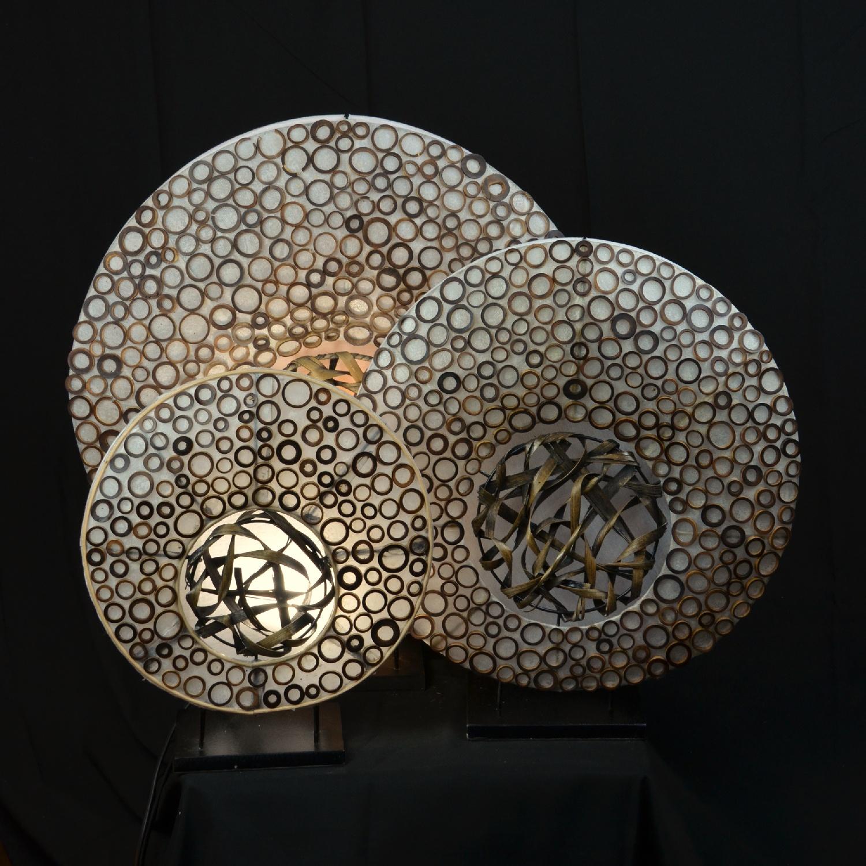 Lampe Ronde Bambou