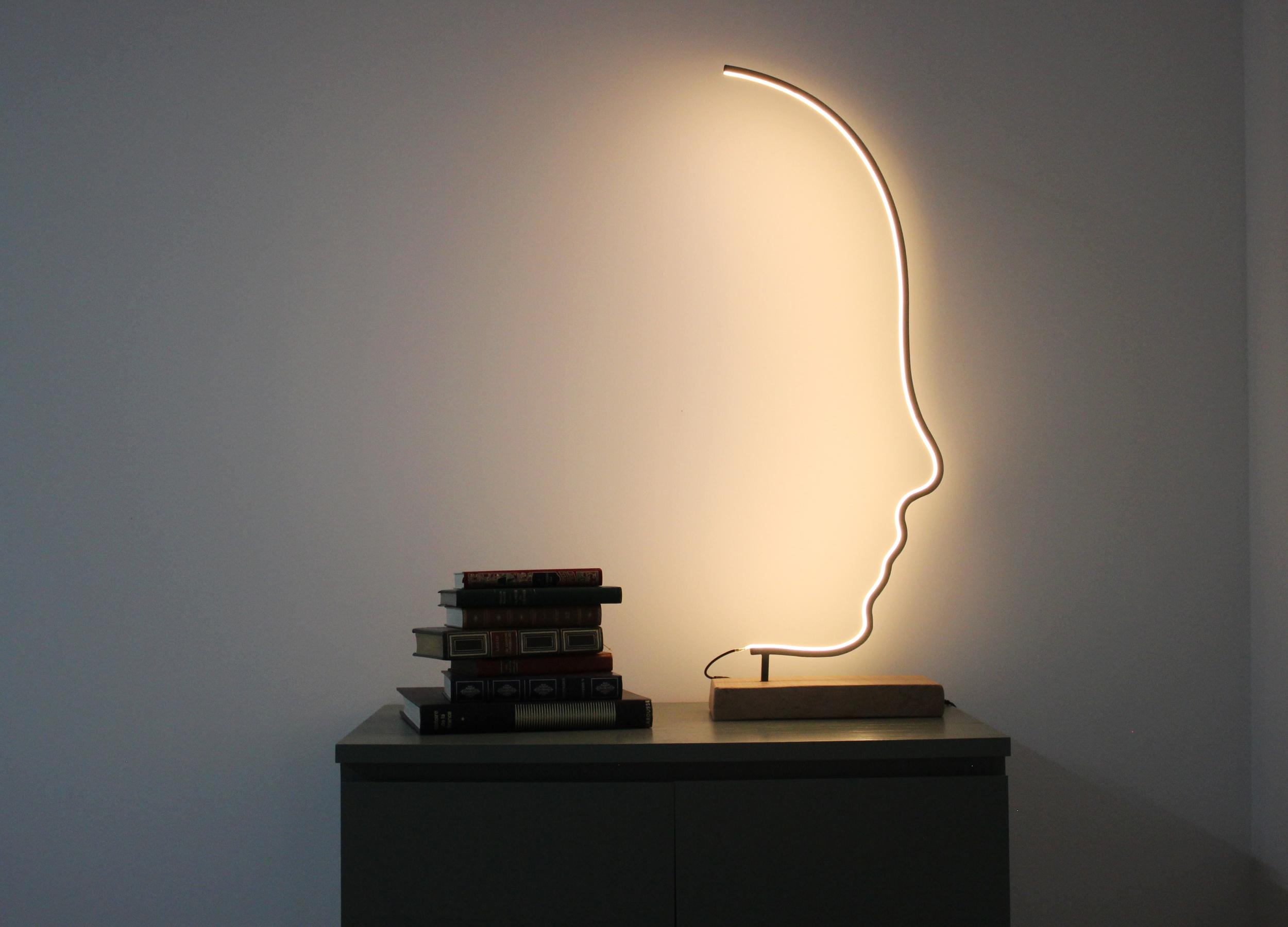 luminaire visage