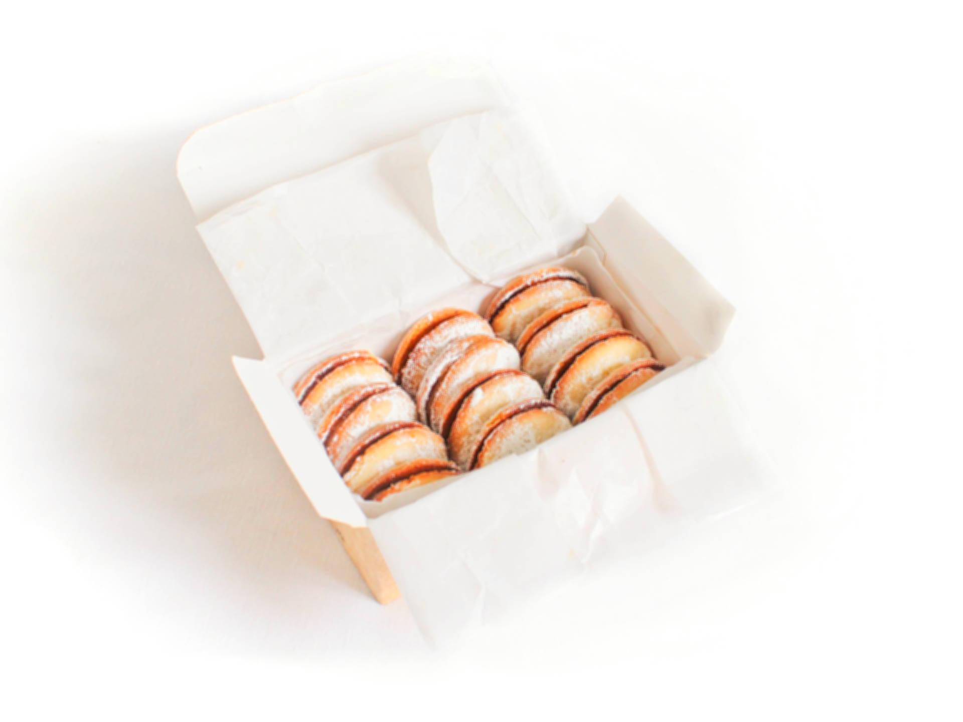 Coffret signature - 12 biscuits