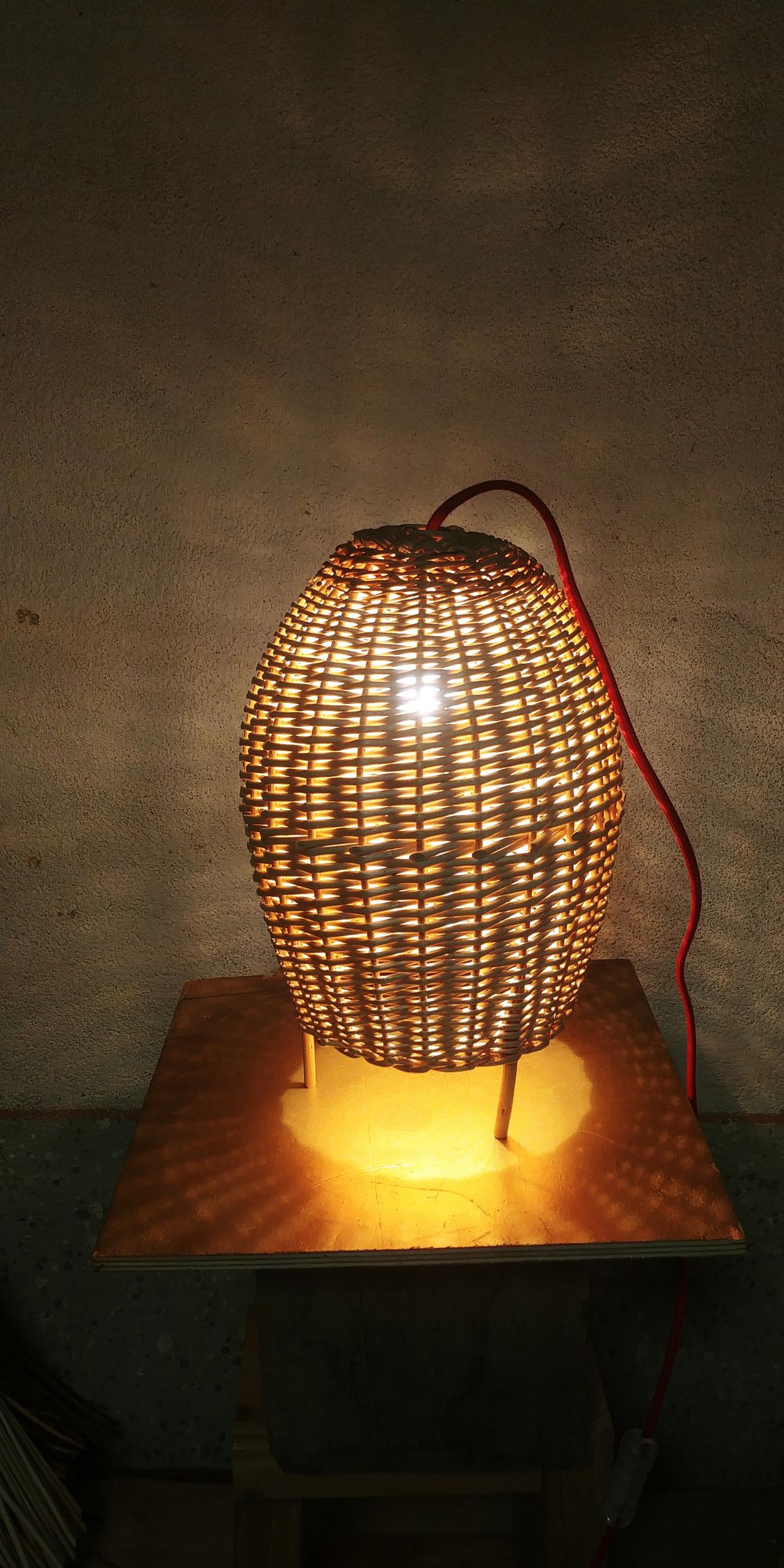 lampe à poser OVO