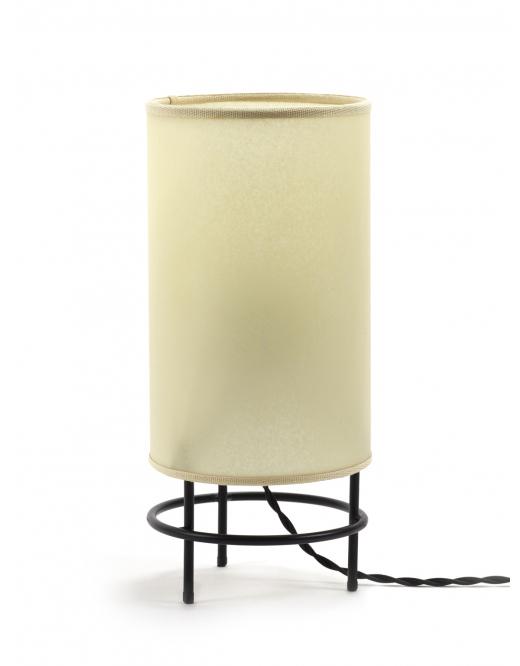 lampadaire de cylindre en acier 01 D13 H30 L13 B7218124_1_1