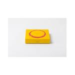 assiette feast xs blanc et rouge 16x16x2 B8921003Cs1 (4)