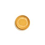 assiette feast s jaune et blanc 19x19x2 B8921004D (4)