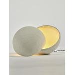 Lampe de table earth blanc 41x29x25cm B7220048_1 (2)