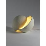 Lampe de table earth blanc 41x29x25cm B7220048_1 (3)