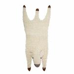tapis mouton laine