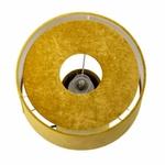Lampe de table Daphna jaune polyester Bloomingville 145€ (2)