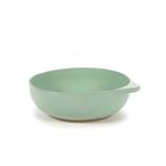 B5119125_1_1 (1) BOL L TURQUOISE TABLE NOMADE 23,5X19 H7