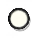 ASSIETTE DÉ OFF-WHITE BLACK VAR 4 D24 B4019318_2