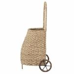 Panier chariot à roulettes bloomingville (2)
