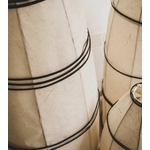 abat-jour bellaj h120 papier recyclé caravane (3)