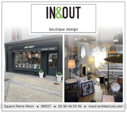PUB BIEN VIVRE BREST Boutique Design