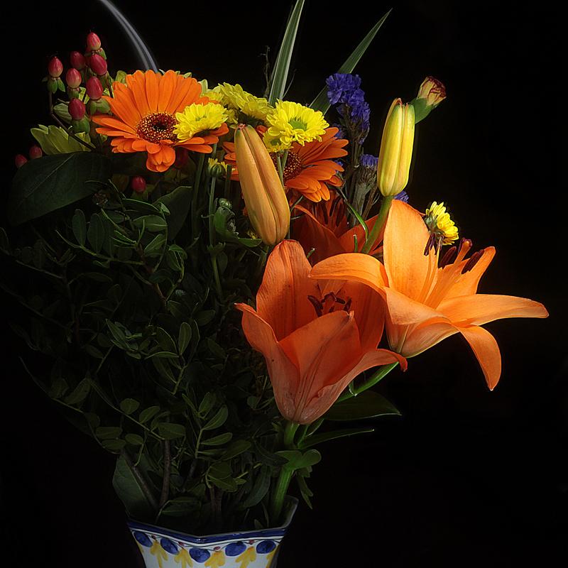Autour du Bouquet II