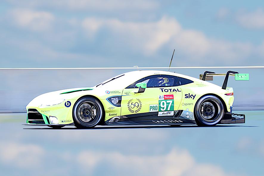 Aston Martin 97