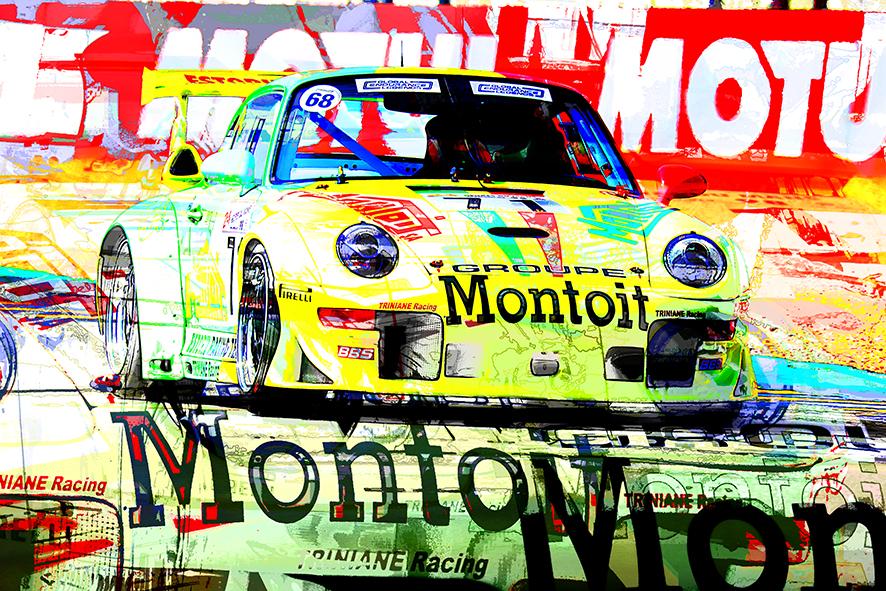 Porsche 911 Montoit
