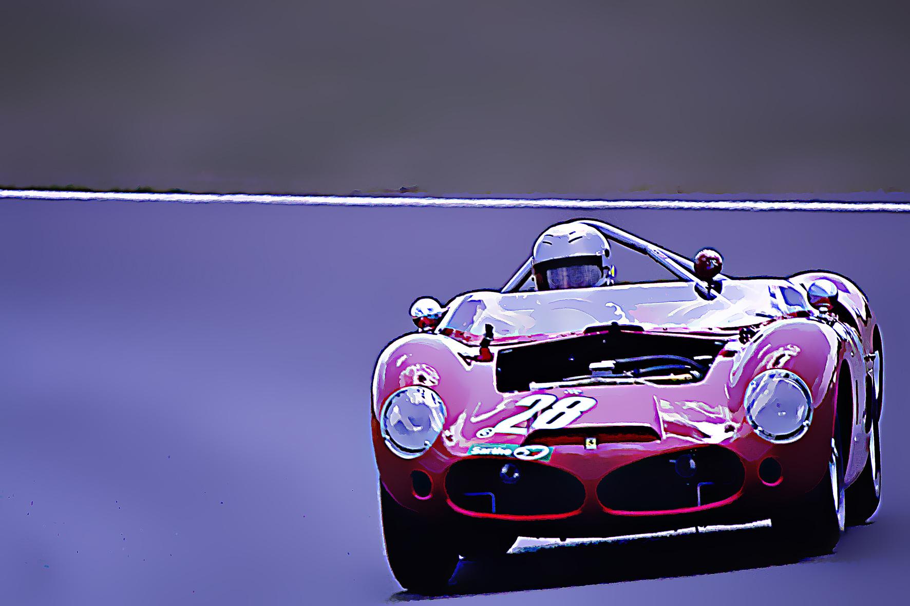 Dino 246 SP Châssis 0790 L6 1961