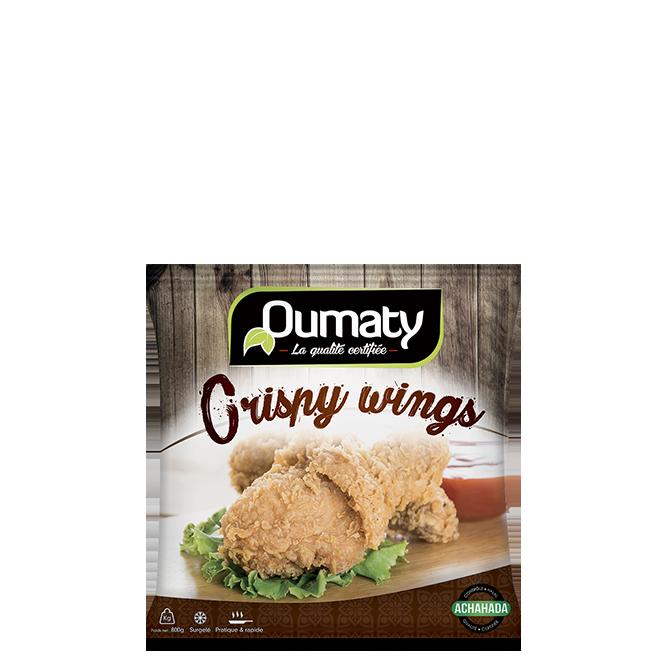Wings Crispy oumaty