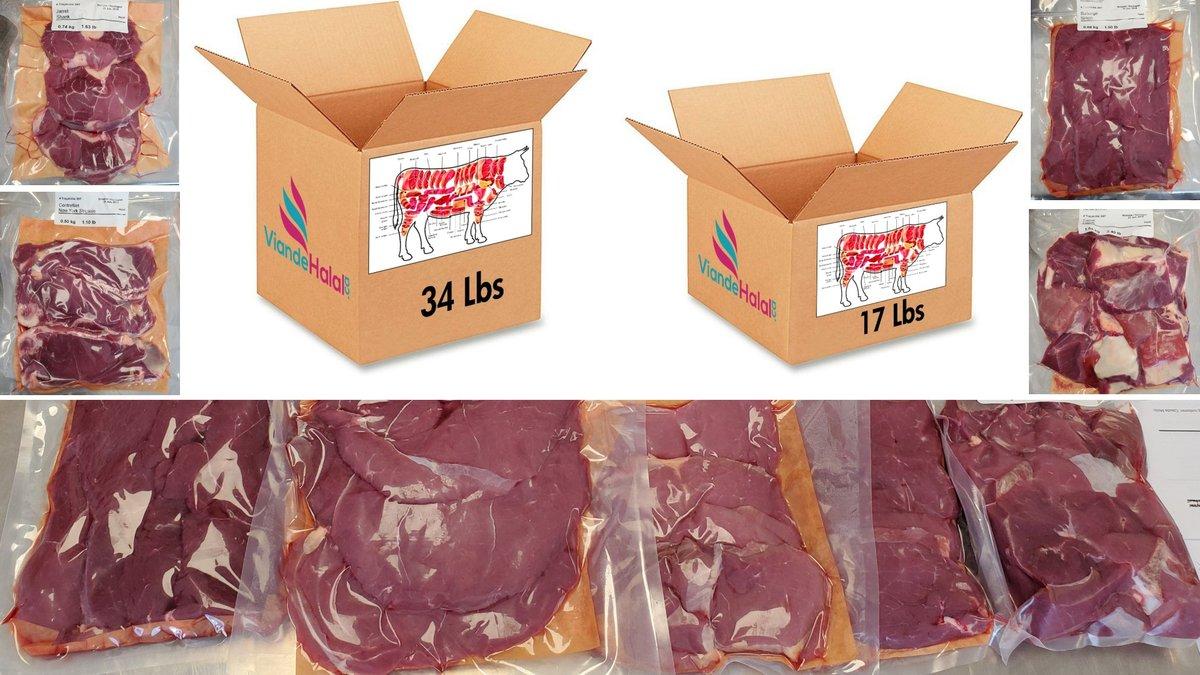 Box viande local