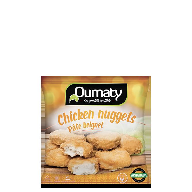 Nuggets filet de poulet