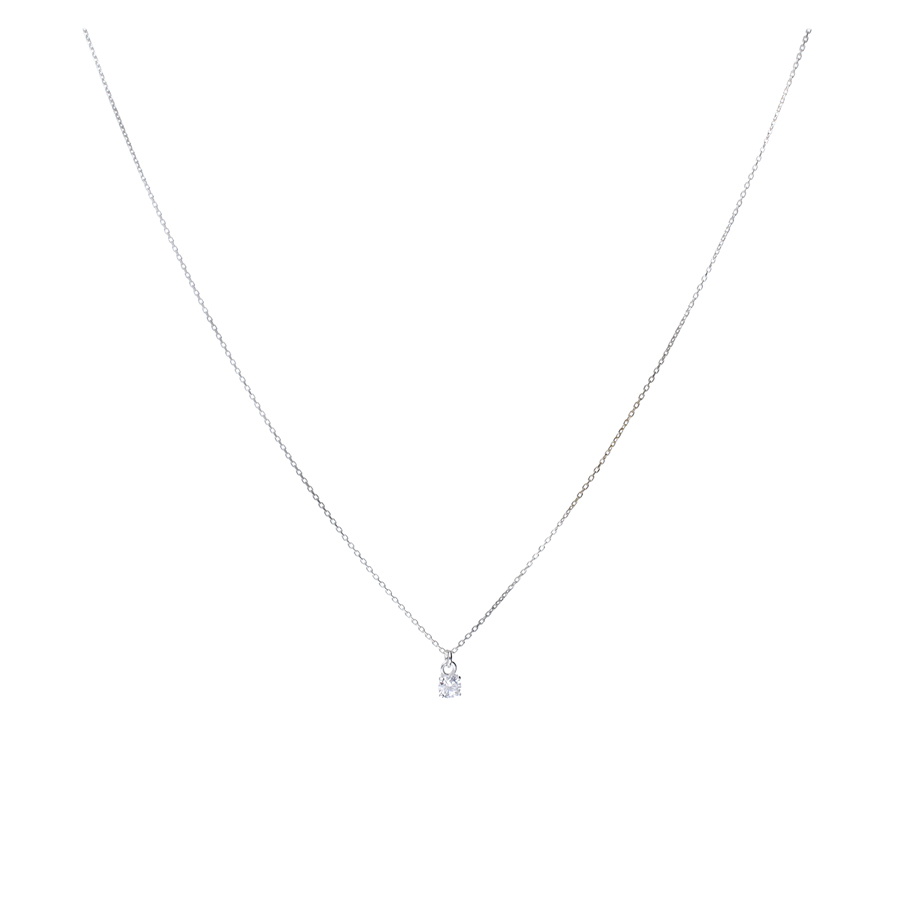 COLLIER CHAINE PETIT OXYDE