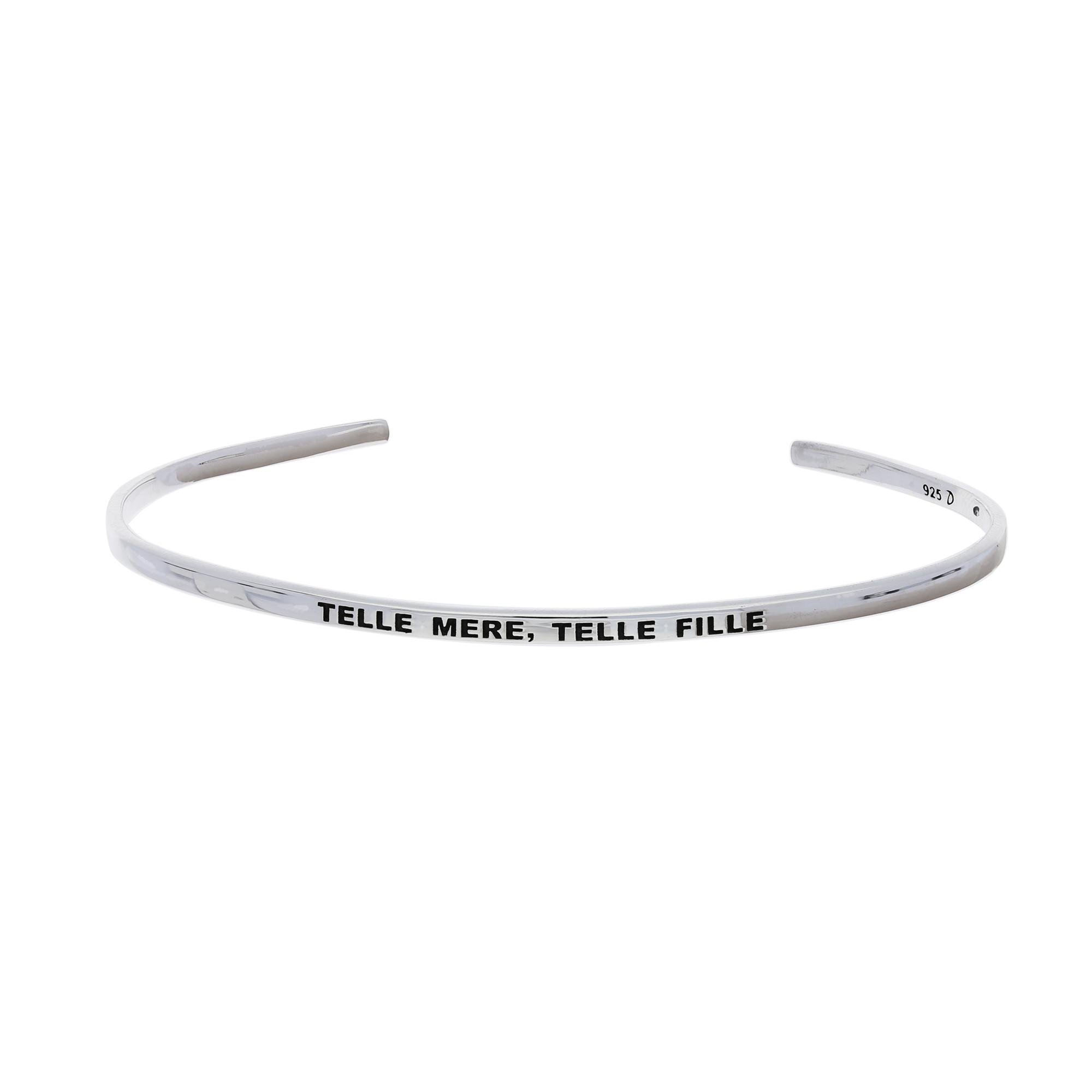 Extrêmement BRACELETS - Bracelets Messages - DORIANE Bijoux UZ56