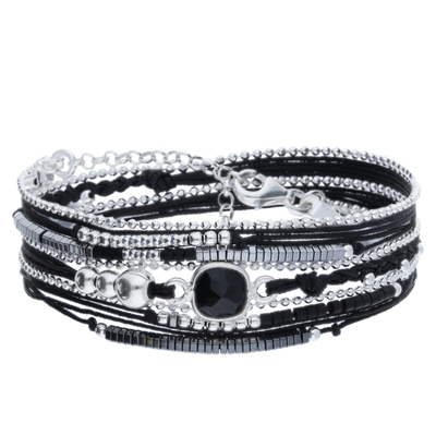 BRACELET CASSIS ALL BLACK