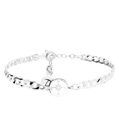 BRACELET ROSE DES VENTS