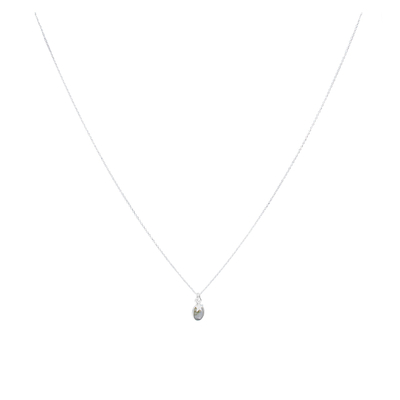 COLLIER HOUSTON- OVAL GRIS