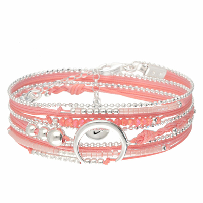 BRACELET MOONLIGHT CORAIL