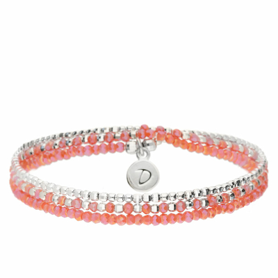 BRACELET HEAVEN CORAIL TRIPLE TOURS